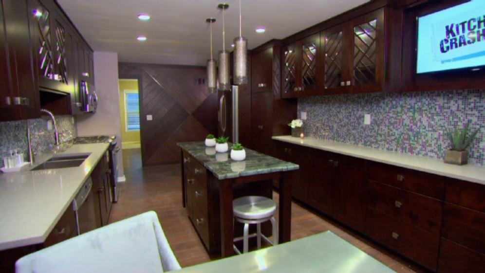 Brakur featured on Kitchen Crashers™ - Brakur Custom Cabinetry ...