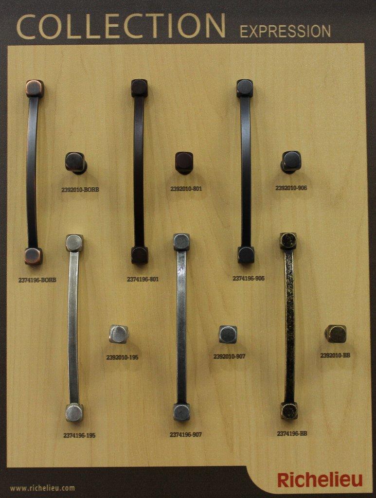 Decorative Hardware GROUP A