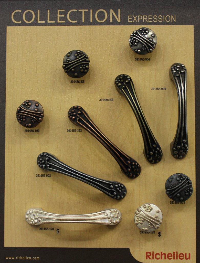 Decorative Hardware GROUP B